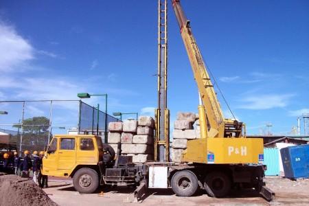 Ép cọc bê tông tại TPHCM – Ép cọc tại TPHCM, Bình Dương, Đồng Nai,