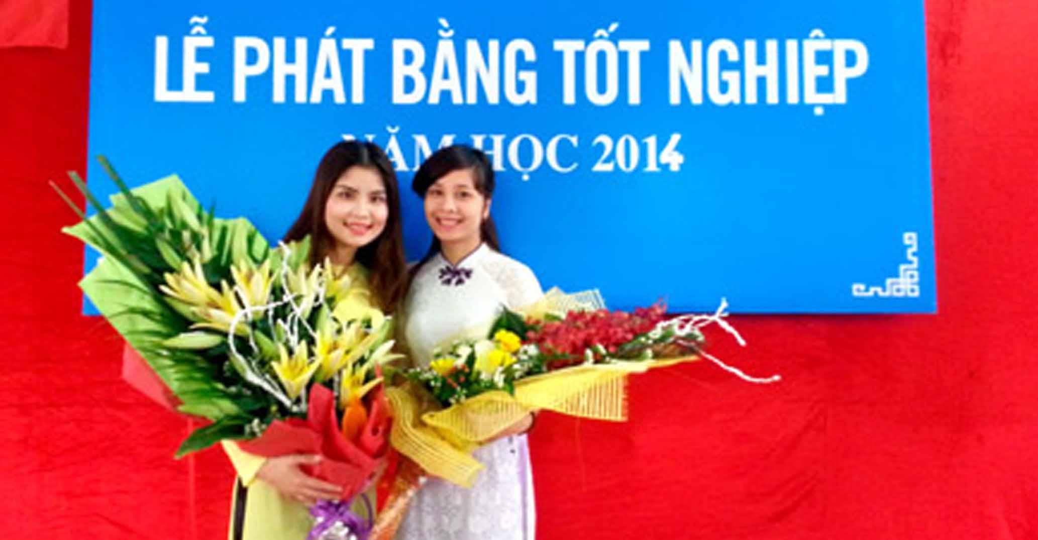 Lễ tốt nghiệp Trung cấp Văn thư hành chính tại TPHCM