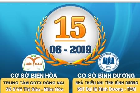 Nhơn Trạch – Đồng Nai – Khai giảng các lớp Nghiệp vụ ngắn hạn 15/06/2019