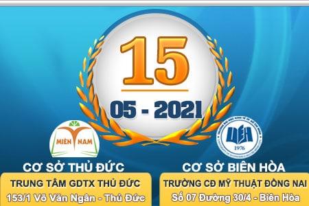Hình ảnh Khai giảng Biên Hòa ngày 08/05/2021